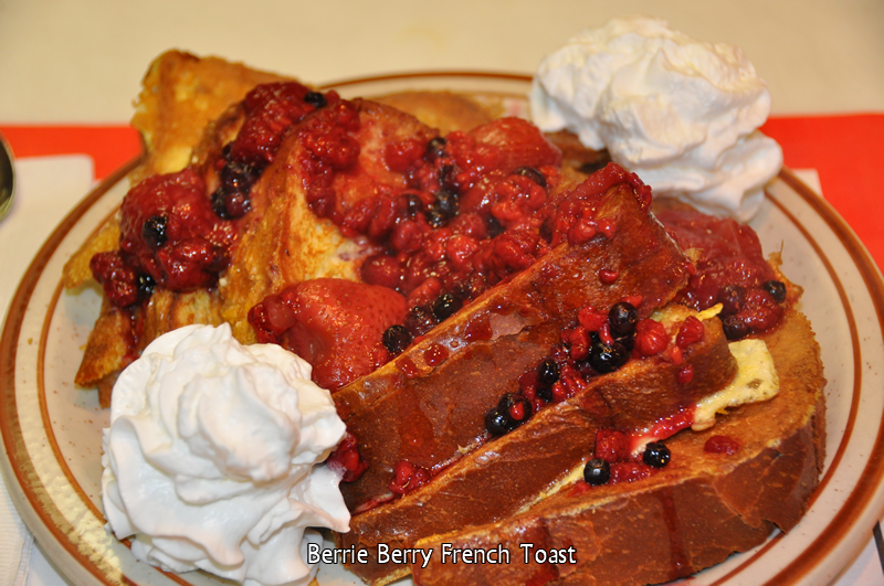 Berrie Berry French Toast