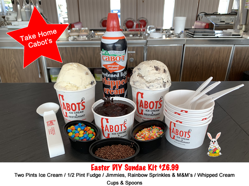 Easter DIY Sundae Kit