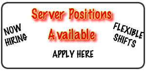 Server Positions Available